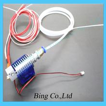 3D Printer E3D V5 J-head Hotend for 1.75mm/3.0mm 3D Bowden Extruder 0.3mm/0.4mm/0.5mm Nozzle Optional
