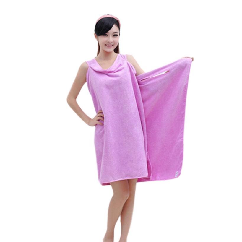 Amazing Super Female Ladies Deal Bath Towel Women Beach Towel Towels Soft Variety Magic Towel(China (Mainland))