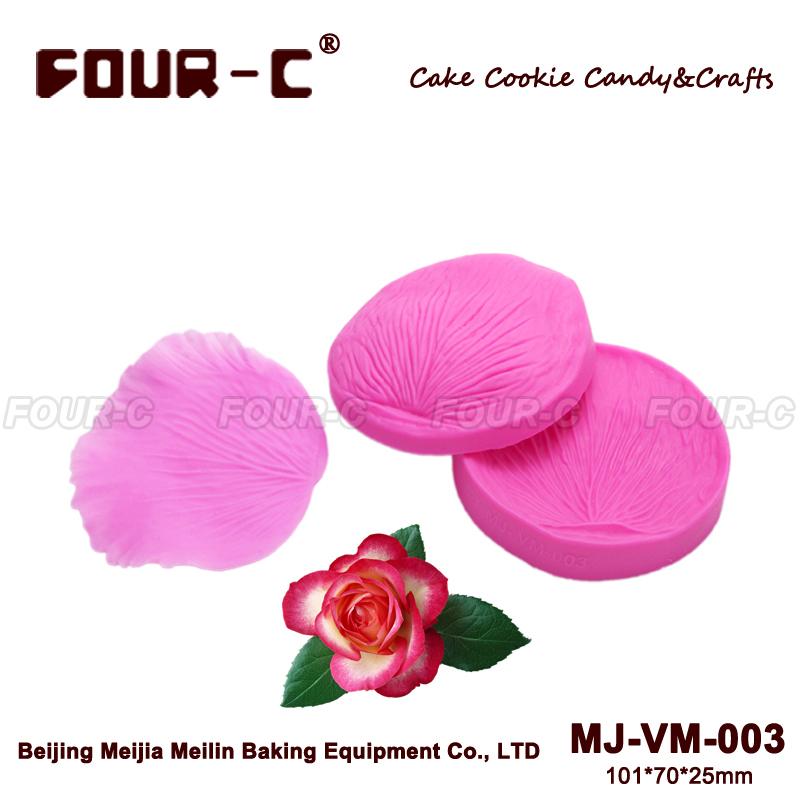 Free shipping petal veiner,silicone veiner mould,cake design mould, petal veiner mold,cupcake biscuit mold,free shipping(China (Mainland))