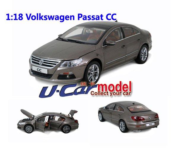 Игрушечная техника и Автомобили CHINA FAW Volkswagen 1 1:18 2011 Faw Volkswagen Passat CC