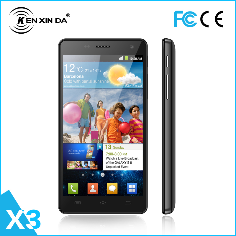 2015 High-end android system IPS panel touch screen fashion mobile smart phone with favorable price(China (Mainland))