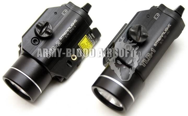 Streamlight torch TLR-1 Tactical Flashlight / Weaponlight<br><br>Aliexpress