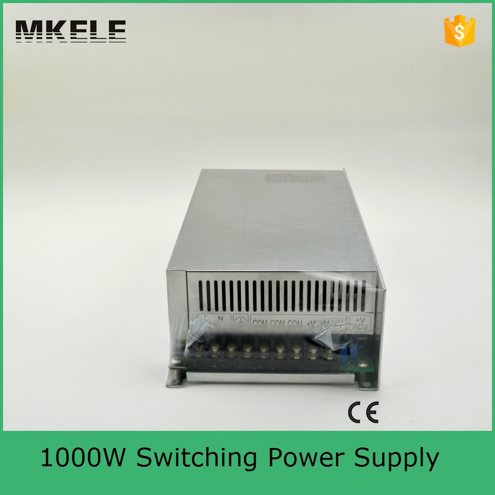 Фотография S-1000-13.5 71A metal enclosure small dimenssion dc 13.5v single output power supply 13.5v 1000w with ce certification