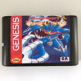 Sega MD Game Cartridge - Mazin Saga USA/EUR Case for 16 bits Sega Genesis Megadrive Console System<br><br>Aliexpress