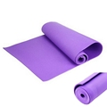 Durable 6mm Thick Exercise Yoga Mat Pad Non slip Lose Weight Gym Fitness Folding Gymnastics Mat