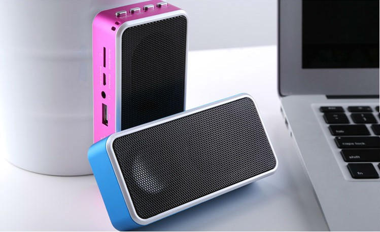 Music Angel JH-MD09 USB Download Portable Mini Speaker for mp3 mp4 and Computers with SD/TF Crad port(China (Mainland))