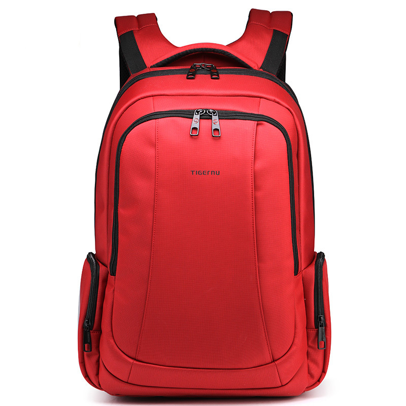 Brand Waterproof Nylon Multifunction Laptop Bag Backpack Men and Women for 15 15.6 Notebook Business Computer Notebook Bag(China (Mainland))
