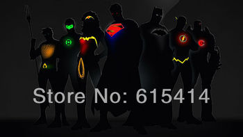 "22 Justice League 42""x24"" inch wall Poster with Tracking Number"