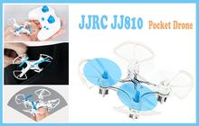F11913 JJRC JJ810 Super Mini Quadcopter Helicopter RC Drone RC Pocket Drone with 3D Flip Roll Function
