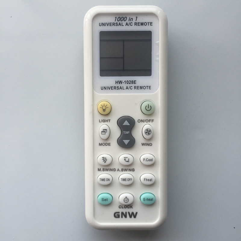Universal LCD A/C Muli Remote Control Controller for Air Condition Conditioner(China (Mainland))