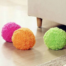 Mocoro Robotic Microfiber Mop Ball Mini Automatic Vacuum Cleaner Cute Roll Ball(China (Mainland))