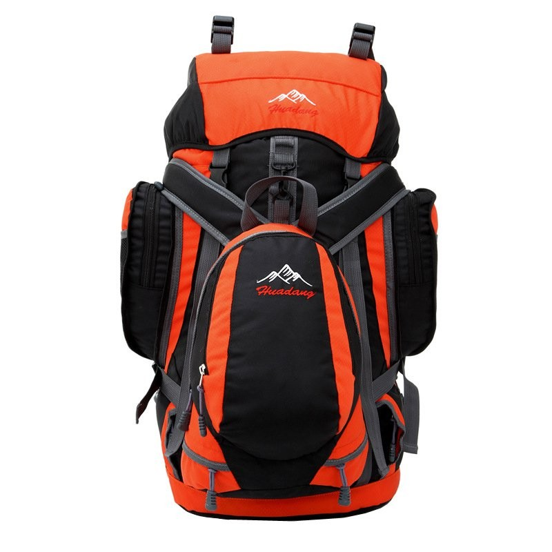 Hot 2016 Men's Backpack Outdoors Large Capacity Fashion Mountaineering Bag Casual Nylon Man Backpack(China (Mainland))