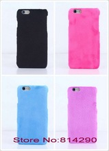 Fashion Winter Warm Fluffy hair Fuzzy phone case For iphone6 6s 6 plus 6s plus Hair Soft Skin Back Case Plush Hair Back cover
