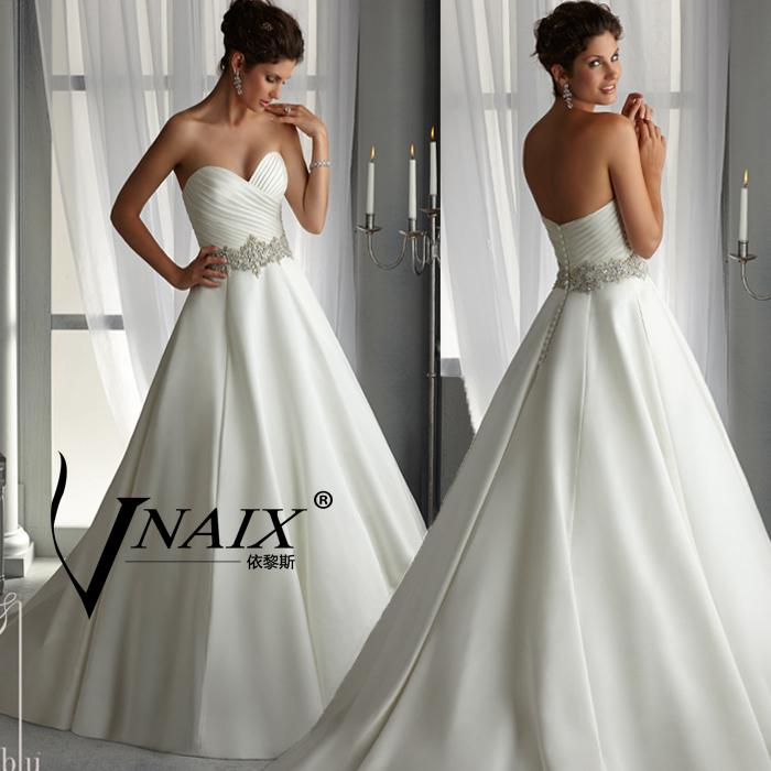 Свадебное платье WV497 Vnaix , 2015