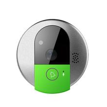 Wireless Doorbell Camera WiFi Door Intercom Peehole Night Vision wi-fi IP Video Door Camera Bell Phone For IOS Android(China (Mainland))