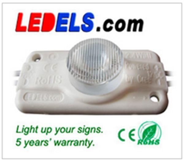 UL CE Rohs Osram 12V 2.8W high power big sign led modul light modules superflux 5 years waterproof(China (Mainland))