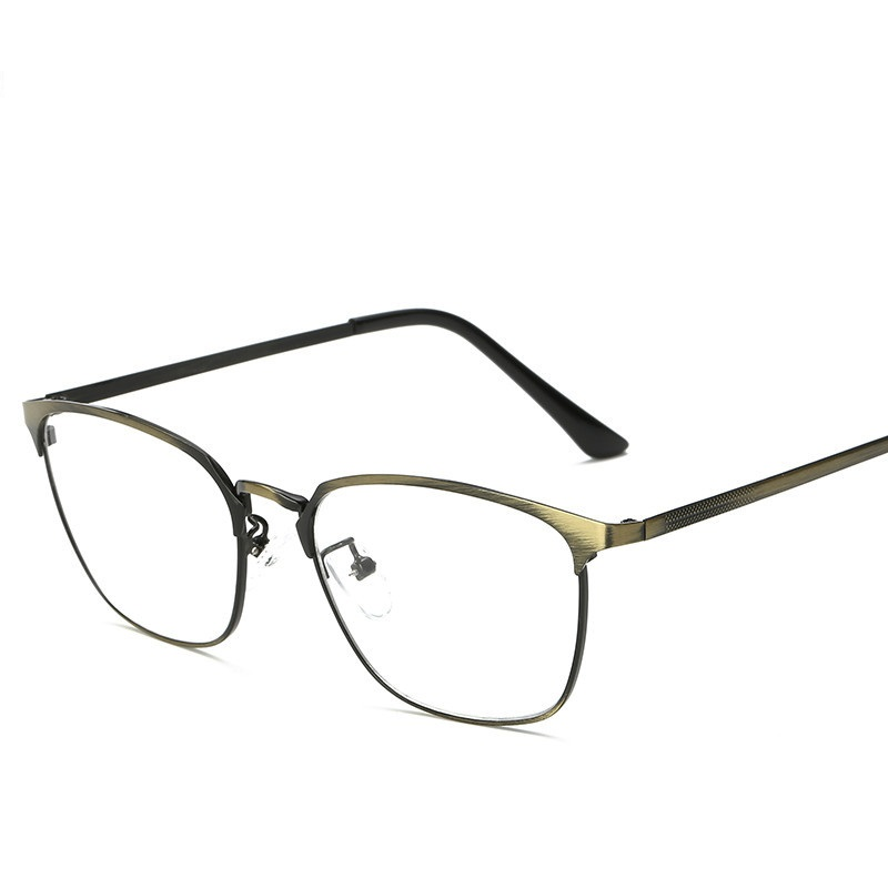 2016 New Trend Retro Metrol all season Fashion Vantage Brushed Metal Glasses Women Men Students Eyewear multicolor Glasses Frame(China (Mainland))