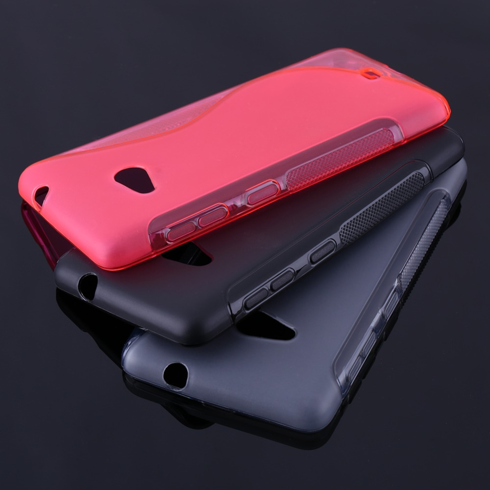 Anti-skidding Gel TPU Slim Matte Soft Case Phone Skin Cover Case Back Cover Skin for Nokia Microsoft Lumia 640 LTE/640XL/535/635(China (Mainland))