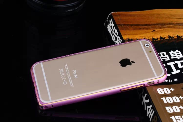 Ultra Thin Aluminum Metal Bumper Case Frame Cover For iPhone 5 5s 5g Phone Protection(China (Mainland))