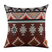 Burlap Cushion Covers Pillowcase