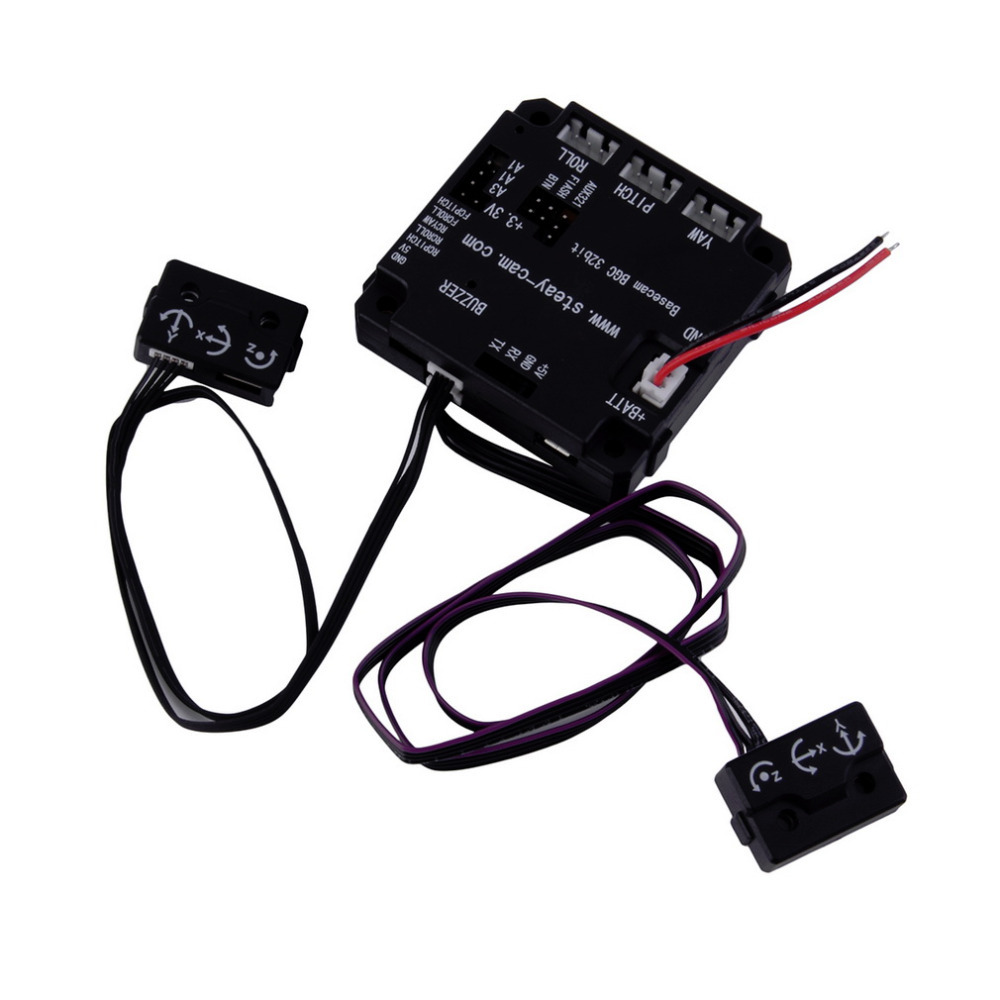 32 bit 3-Axis Brushless Gimbal Controller Board With Protect Case Wholesale<br><br>Aliexpress