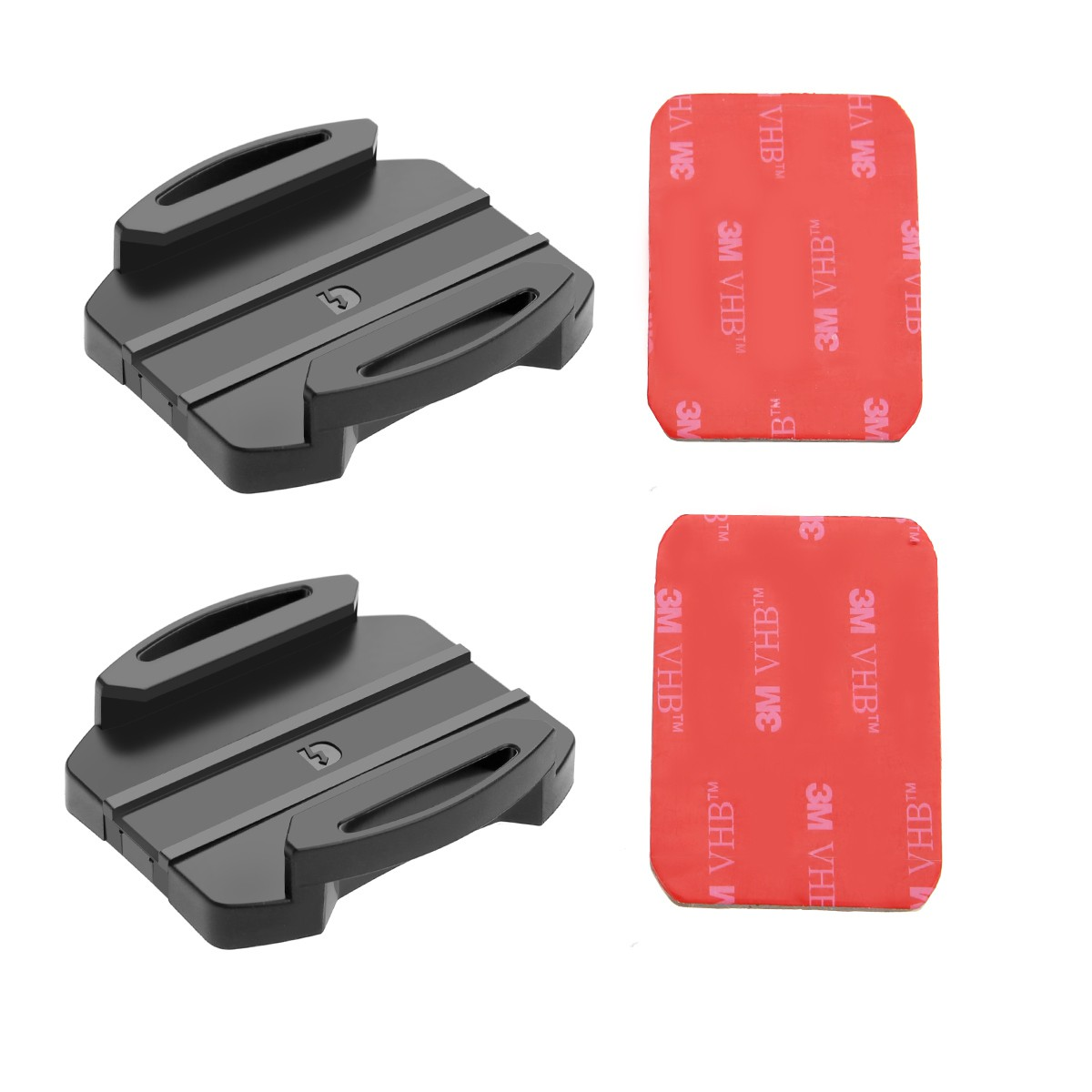 NEW Brand Hi quality Flat Surface Adhesive Mount Pack for Sony Action Camera Accessories(China (Mainland))