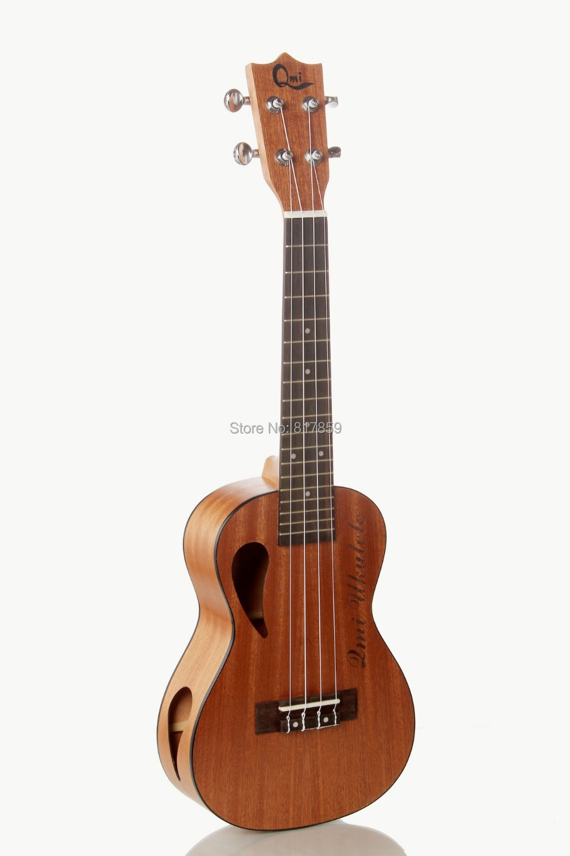 Wholesale spruce wood ukulele light yellow acoustic guitar ... Bass Guitar Instrument
