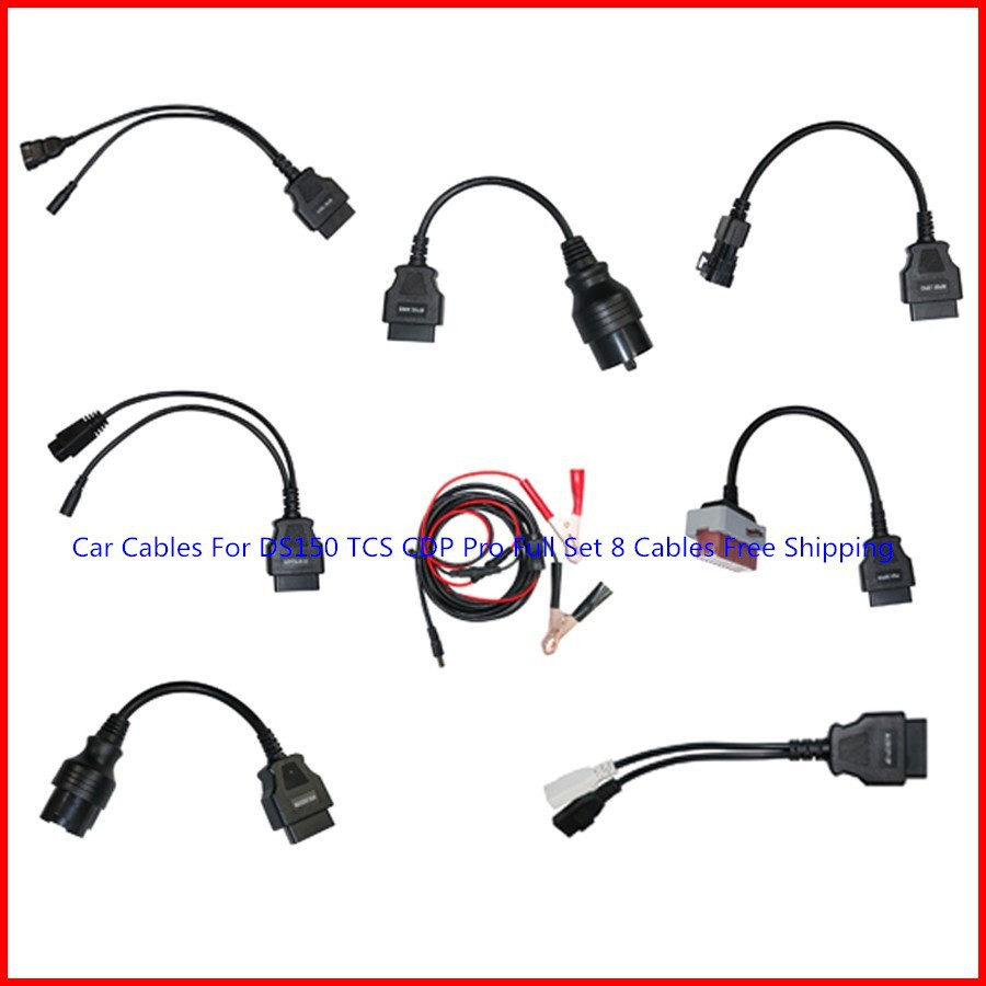 OBD2 Cables autocom CDP Pro Cars Diagnostic Interface Tool 8 Russia - SZ Electronic World store