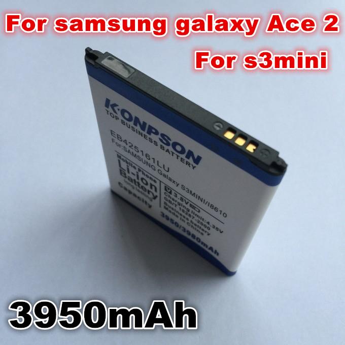 High capacity 3950mAh use for samsung galaxy Ace 2 i699 i739 i759 i8190N S7562 S7566 S7568 S7560 I739 S7572