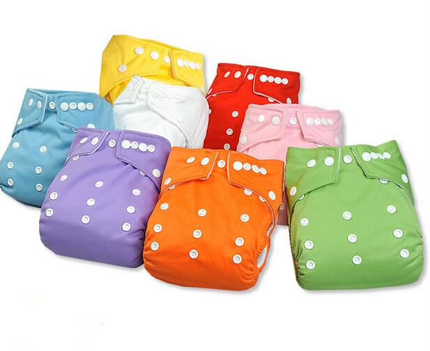 1PCS Reusable Baby Infant Nappy Cloth Diapers Soft Covers Washable Free Size Adjustable Winter Summer Version
