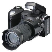 Digital Camera D3000 16 times optical zoom Professional Digital HD Cameras w/ 16x Telephoto & Wide Angle Lens Camera(China (Mainland))