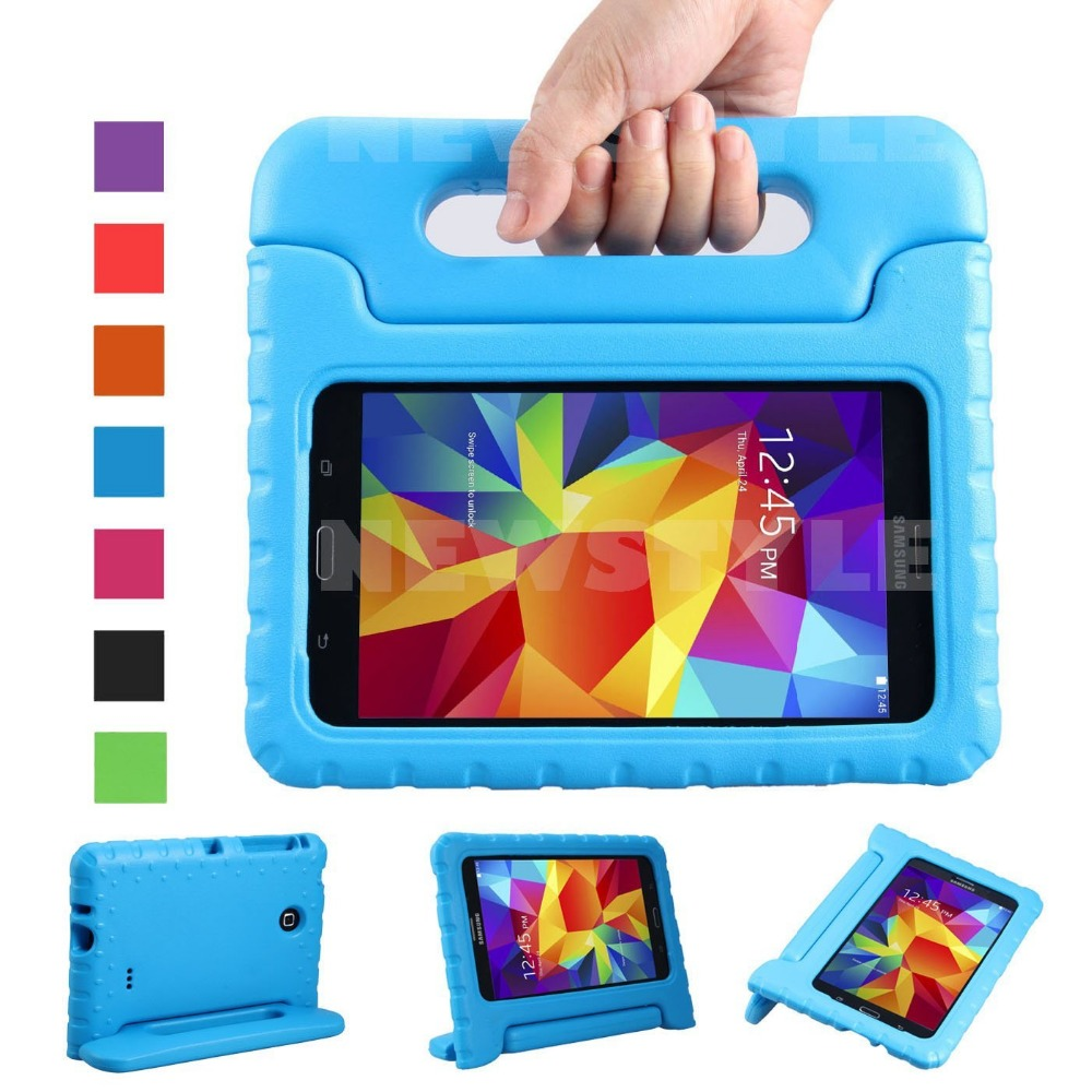 For Samsung Galaxy Tab 4 7.0 T230 Kids Case Cover EVA Foam Shockproof Case for Funda Samsung Galaxy Tab 4 7.0 Tablet SM-T235(China (Mainland))