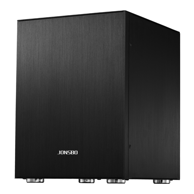 Jonsbo C2 Mini Computer Case All Aluminum PC Case Chassis USB 3.0 HTPC Case Support Video Card 1080P Free Shipping(China (Mainland))