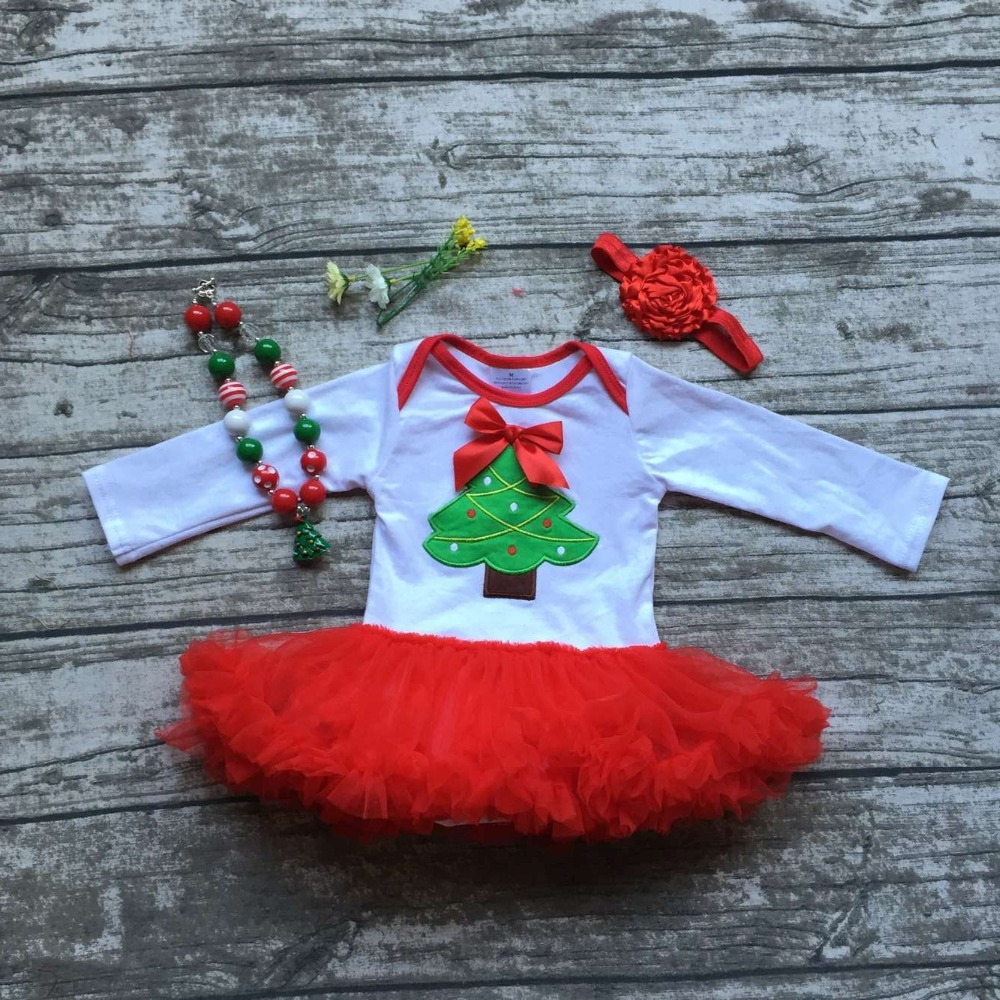 made of cotton and tulleadorable infant baby girl Christmas character romper tutu dress with matching headband 2 pcs outfit setcom fortable material and fashionable with unique design make your princess look so distinctivesize: months, months, read more. See at Walmart.