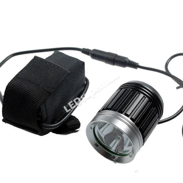 4500-Lumen 3T6 LED High Power Bicycle Light For 3*T6 4-Mode LED 3T6 bike light Kit