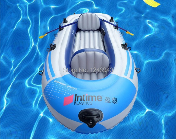 high quality Thickening 2 Person Inflatable Boat Fishing Boat Rubber Boat Camouflage Ship Boat Out Door Sport(China (Mainland))