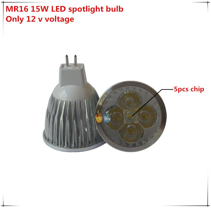 led lamp 9w 12w 15w dimmable mr16 12v led spot light spotlight led. Black Bedroom Furniture Sets. Home Design Ideas