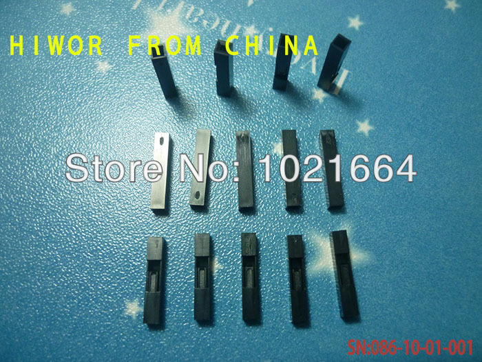 (1000pcs/lot)(connectors|dupont) 1Pin Dupont Shell /plug, jumper Wire Cable Dupont Housing Pin, Pitch:2.54MM/0.1inch(China (Mainland))