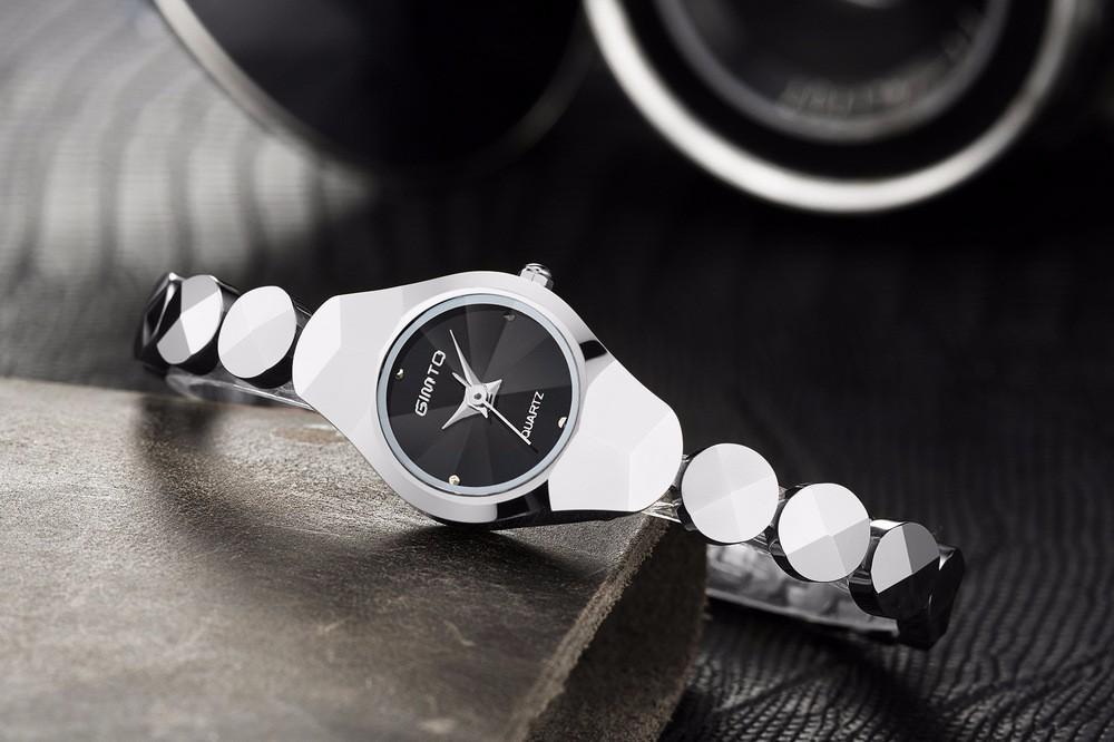 Relogio feminino 2016 Мода Женщин Часы Стальной Браслет Кварцевые Золотые Часы Повседневная Дамы Наручные Часы Reloj Mujer Montre Femme