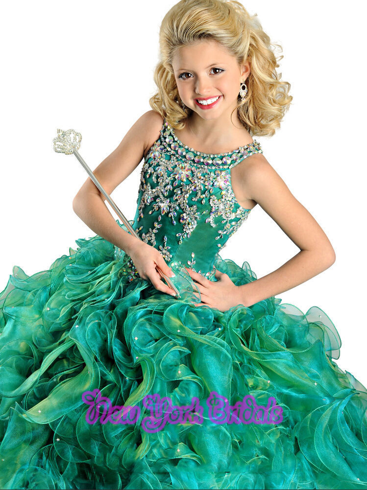 Online Buy Wholesale ball gown for flower girls size 12 from China ...