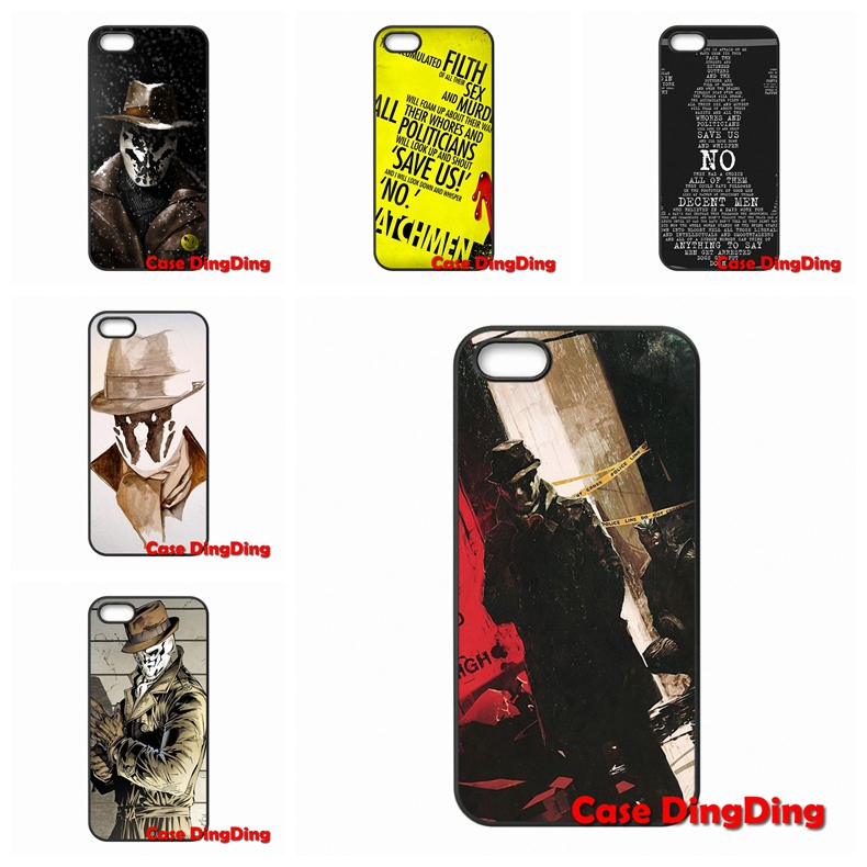 Custom Phone Case Rorschach Watchmen For Sony Xperia Z Z1 Z2 Z3 Z4 Z5 Premium compact M2 M4 M5 C C3 C4 C5 E4 T3(China (Mainland))