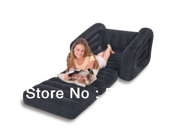 High quality and best price inflatable sofa bed/chair for garden and living room and beach/Foldable inflatable sofa bed(China (Mainland))