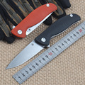 High end 95 Bear Bear folding knife outdoor camping multi function self defense gift knife