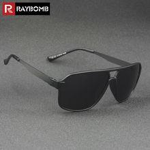 RAYBOMB – Polarized Men's Driving Glasses Fashion Pilot Sunglasses Women Men's Sun glasses Brand Shades with original box