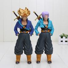 Free Shipping Livraison gratuite Anime Dragon Ball Z Super Saiyan Trunks PVC Action Figure collection Toy Model KA0289