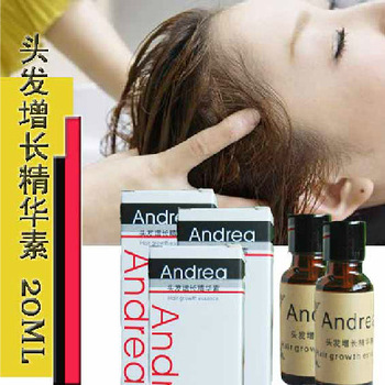 Andrea Hair Growth Essence Hair Loss Liquid 20ml dense hair fast sunburst hair growth grow Restoration pilatory