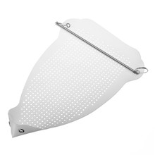 Electric Parts Iron White Cover Shoe Ironing Aid Board Heat Protect Fabrics Cloth Heat Fast Iron Without Scorching