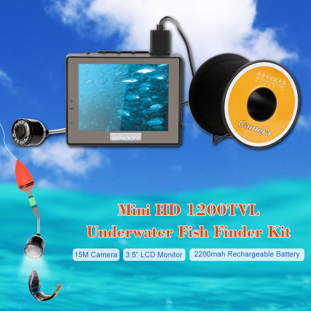 рейтинг подводных видеокамер для рыбалки
