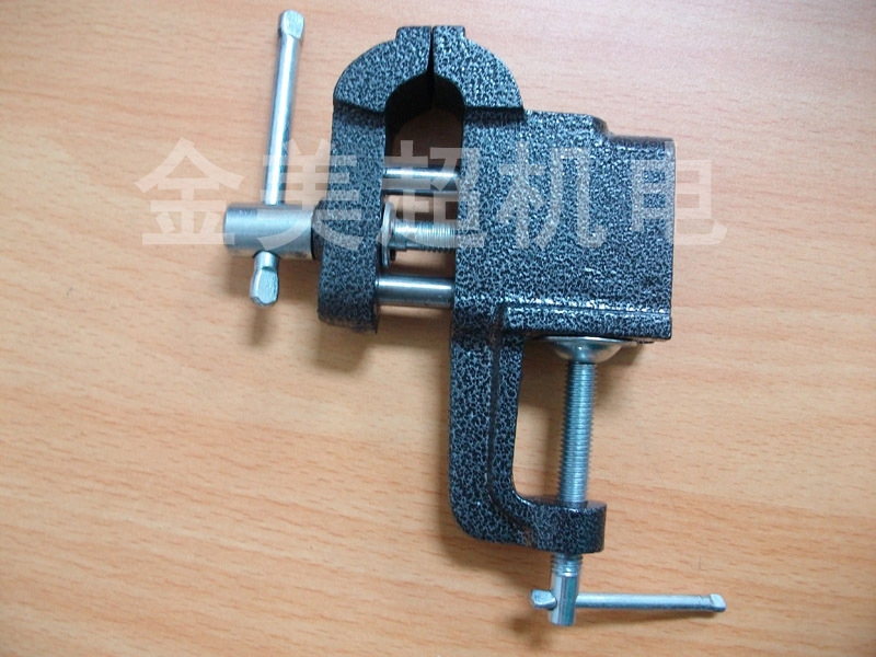 Crown promotional desk clamp / bench vise / small working vise / table clamp DIY Tool<br><br>Aliexpress