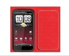 2 x High Quality Clear Glossy Screen Protector Film Guard Cover For HTC Sensation XE G18 Z715e HTC Sensation G14 Z710e